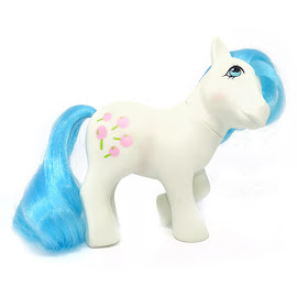 MLP Tootsie Year Three Int. Earth Ponies II G1 Pony