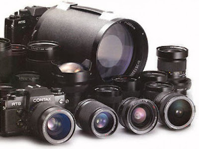 Zeiss / Contax Lenses