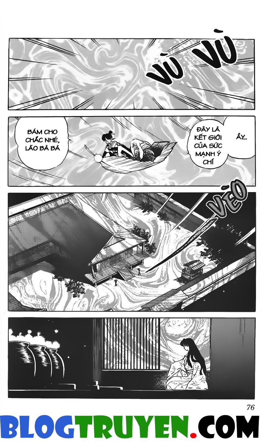 Inuyasha vol 20.4 trang 15
