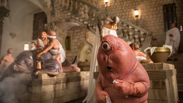 Kedpin Shoklop cameo by Warwick Davis