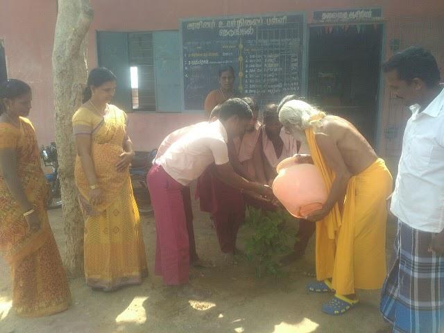 Bharat Parikrama: Maa Sitaram Ji at Vizhupuram