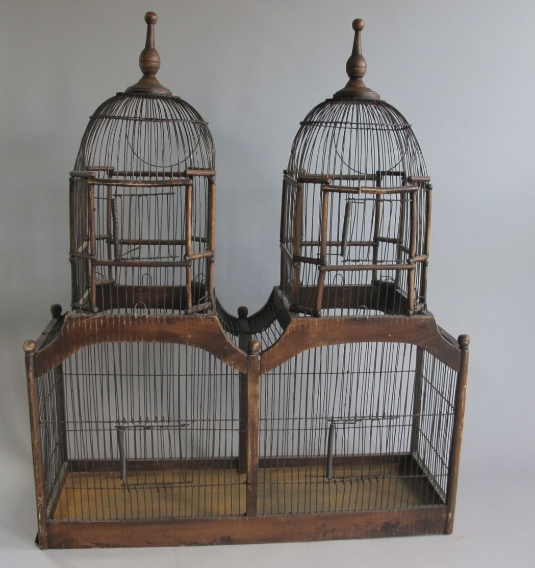 Windmill Farm: Antique Bird Cages