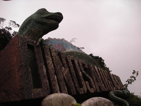 حديقة الديناصورات في هانوفر
