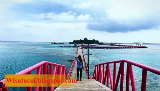 Pantai Pulau Tidung
