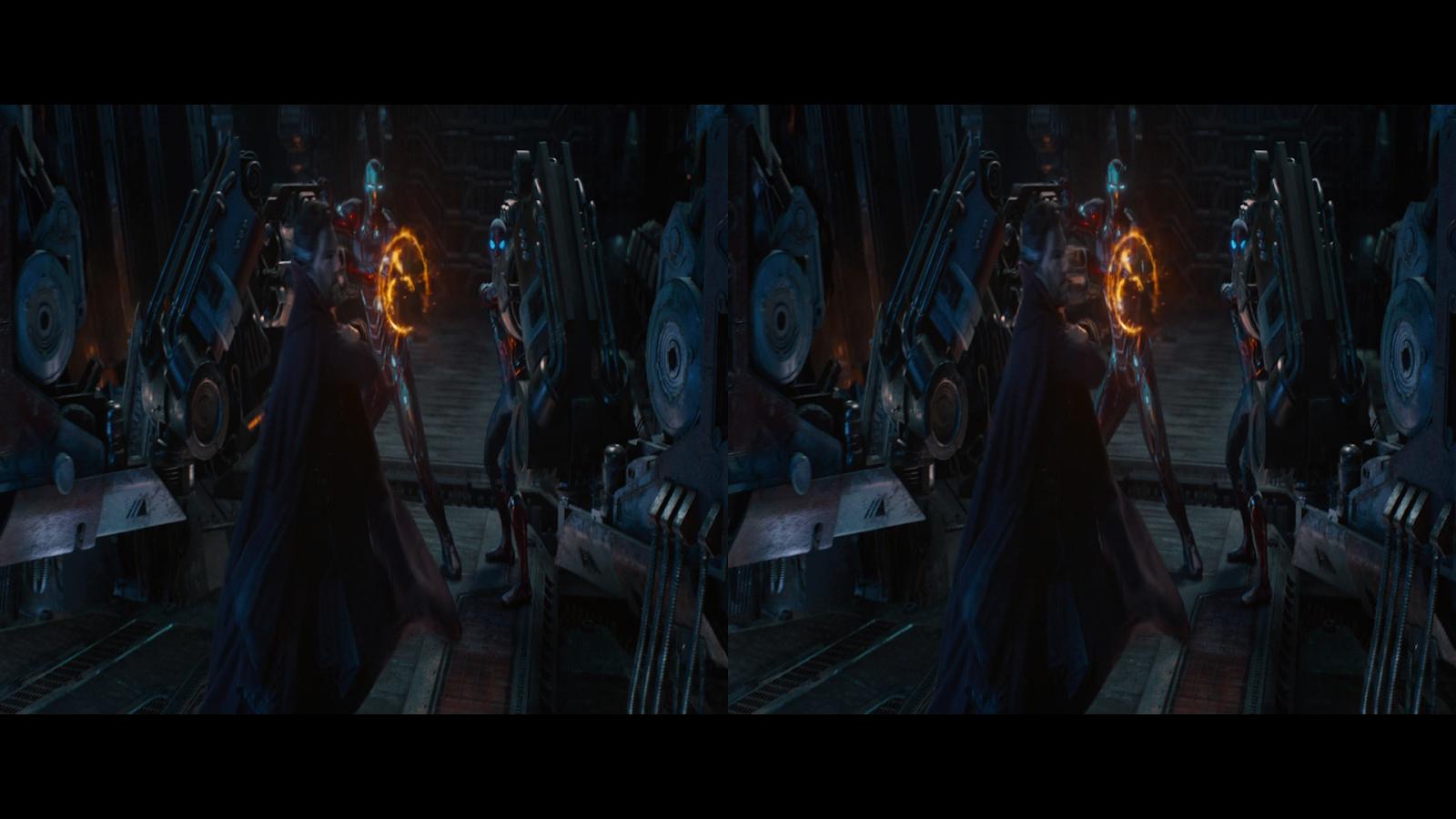 Avengers: Infinity War (2018) 3D SBS Full 1080p Latino-Ingles captura 3