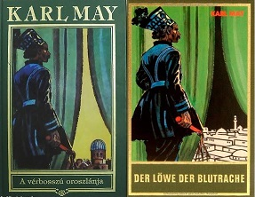 Karl May A vérbosszú oroszlánja könyv