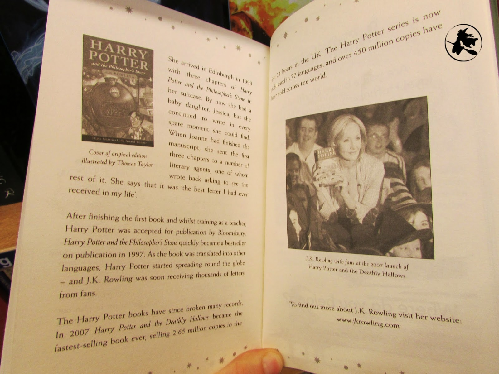 Paginas De Los Libros De Harry Potter Harry Potter Fans Spain Se Filtran Extras De La Reedición