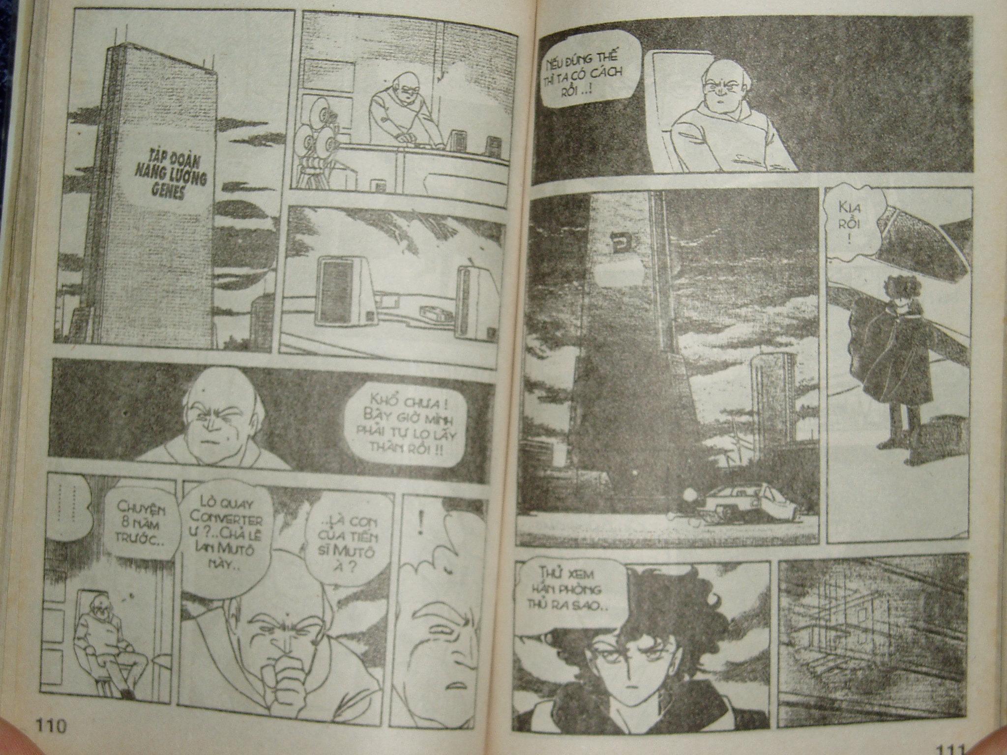 Siêu nhân Locke vol 14 trang 55