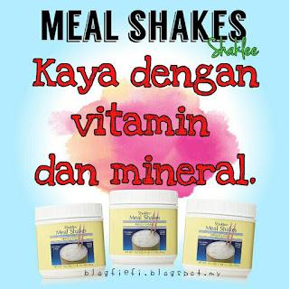 7 Manfaat Meal Shakes Shaklee Kesukaan Si Cilik.