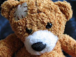 Inner child healing teddy