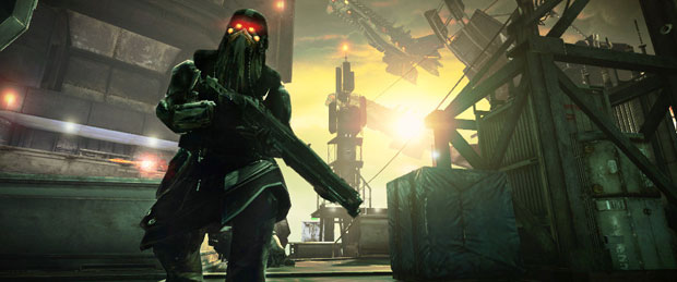 15 Minutes of Killzone: Mercenary Gameplay