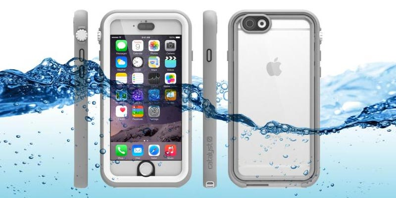 5 Best Waterproof Cases for iPhone 6 and 6S
