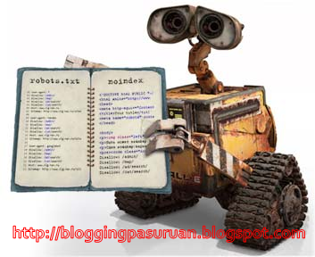 Cara Optimalisasi SEO Blog dengan Custom Robots.txt