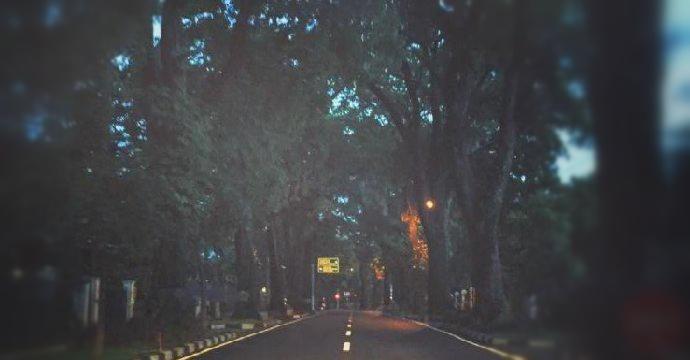 Jalan Cipaganti Bandung