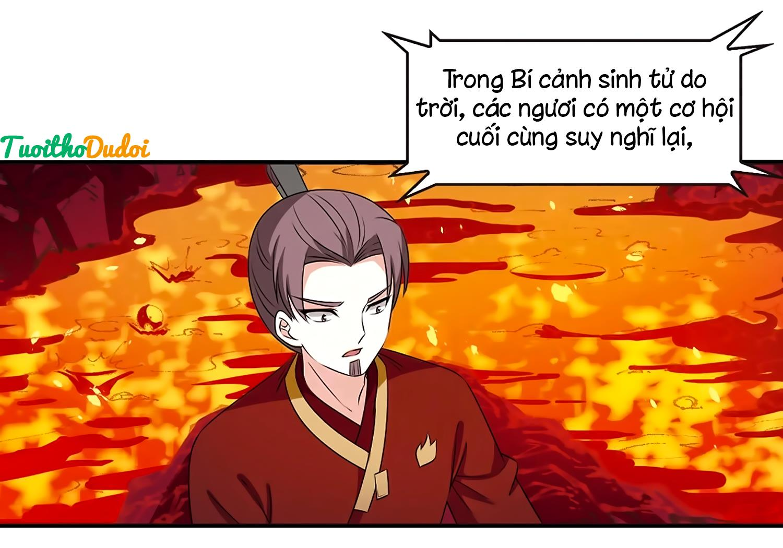 Phong Khởi Thương Lam Chapter 430 - Trang 3