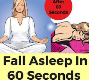 Fall Asleep In 60 Seconds & This Proven Neat Trick. Here's How