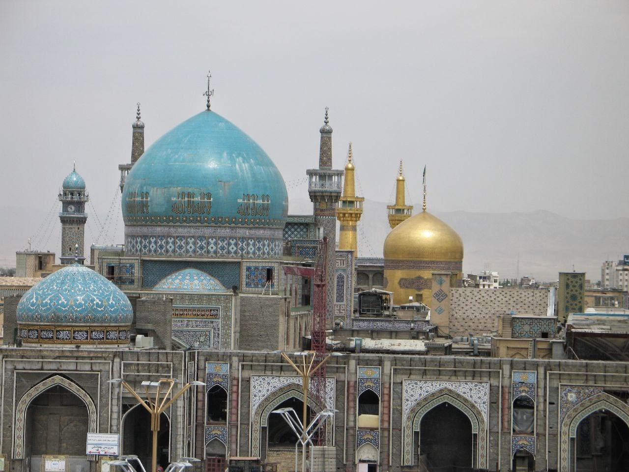Maula Ali Shrine Wallpaper: Islamic Picks: Roza E Ali Pak