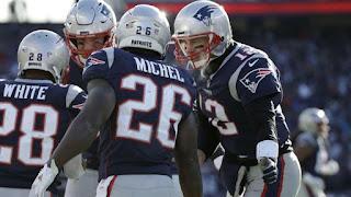 FÚTBOL AMERICANO (NFL Ronda Divisional 2019) - Los Patriots derrotan a los Chargers y jugarán otra final de conferencia