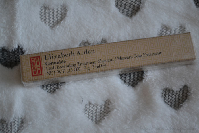 Elizabeth Arden ceramide lash extending mascara from direct cosmetics review @ ups and downs, smiles and frowns