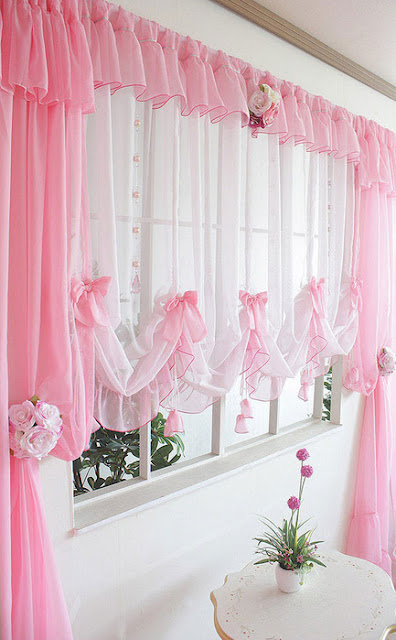 Decorative Curtains 2