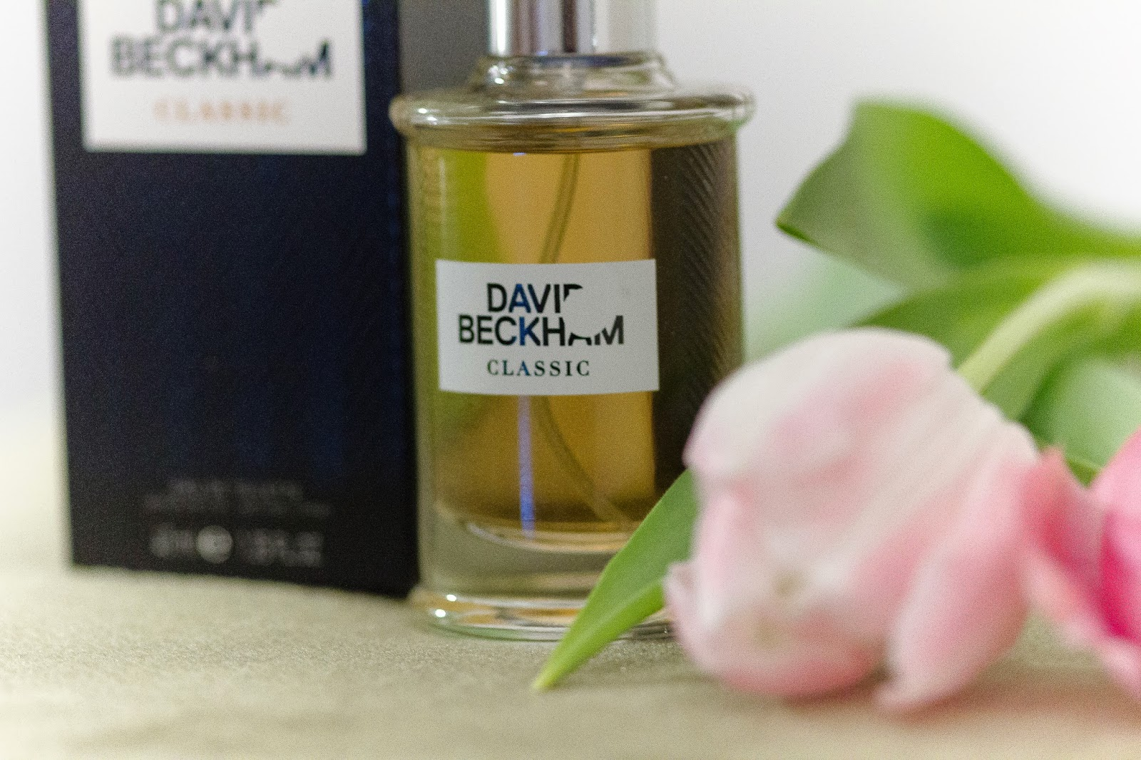 PERFUME: DAVID BECKHAM CLASSIC PRIZMAHFASHION