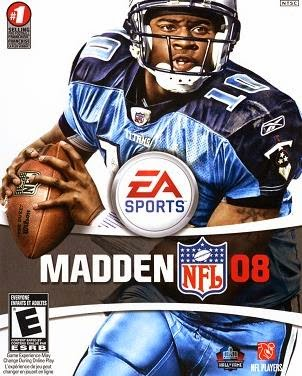 Gameplay Madden NFL 08