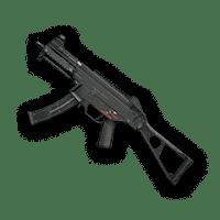 best gun in pubg mobile for short range