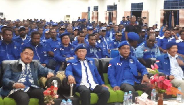 Partai Demokrat Gelar Muscab DPC Se-Papua Barat