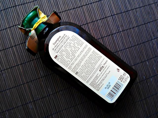 Green Pharmacy - Szampon do włosów normalnych i przetłuszczających się - Nagietek lekarski, opis opakowania
