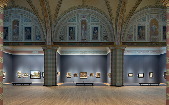 Sobre o Museu Rijksmuseum em Amsterdã