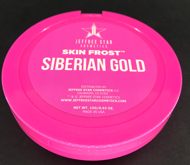 Jeffree Star Cosmetics | Skin Frost - Siberian Gold