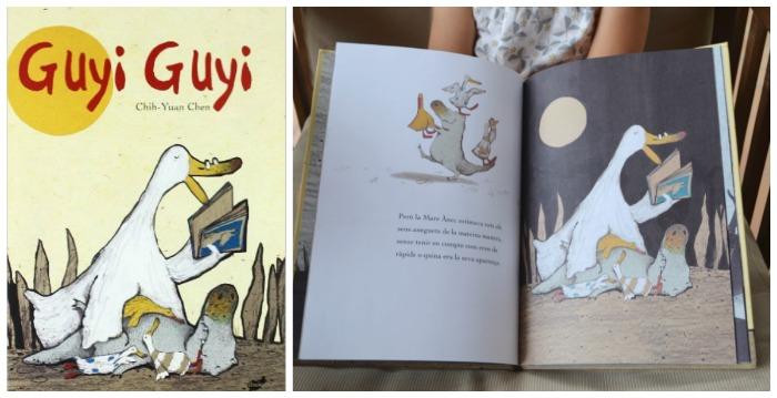 cuentos para enseñar valores niños: guyi guyi, no dejarse influir
