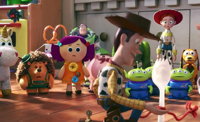 trailer en castellano de toy story 4