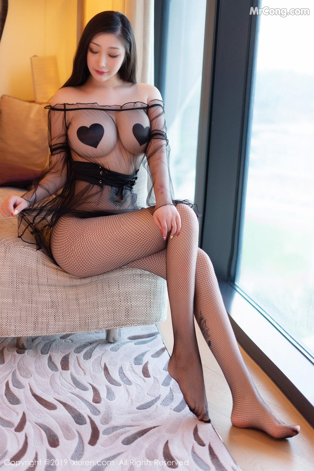 Image XIUREN-No.1642-Daji-Toxic-MrCong.com-001 in post XIUREN No.1642: Daji_Toxic (妲己_Toxic) (61 ảnh)