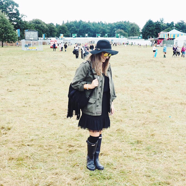 V Festival OOTD & Photo Diary