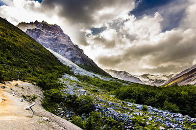 Campamento Torres del Paine