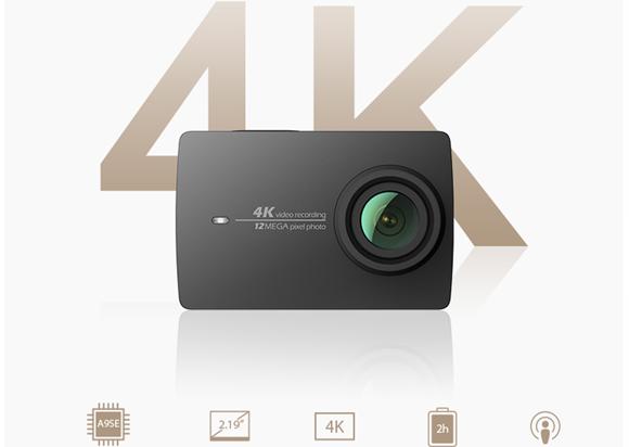 Xiaomi Yi Cam 4K Action Camera 2 Di Malaysia