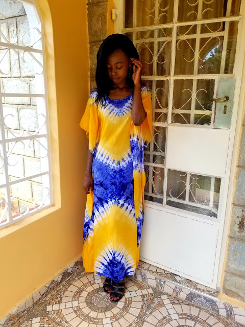 How To Wear A Swahili Dera Fashion Dress