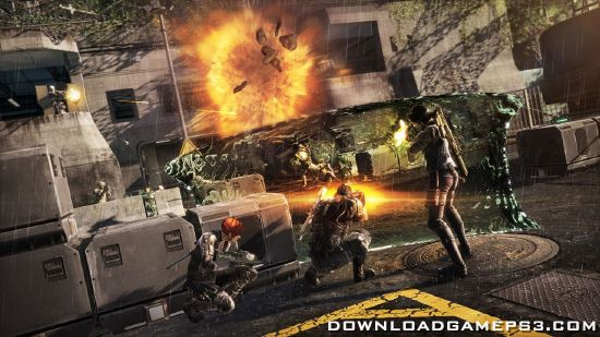 FUSE - Download game PS3 PS4 RPCS3 PC free