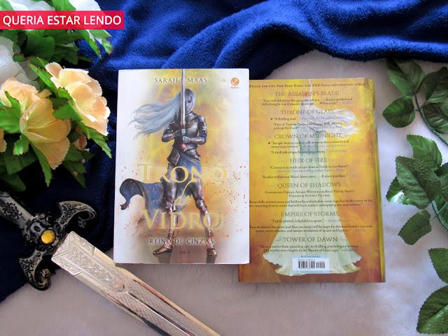 Resenha: Reino de Cinzas
