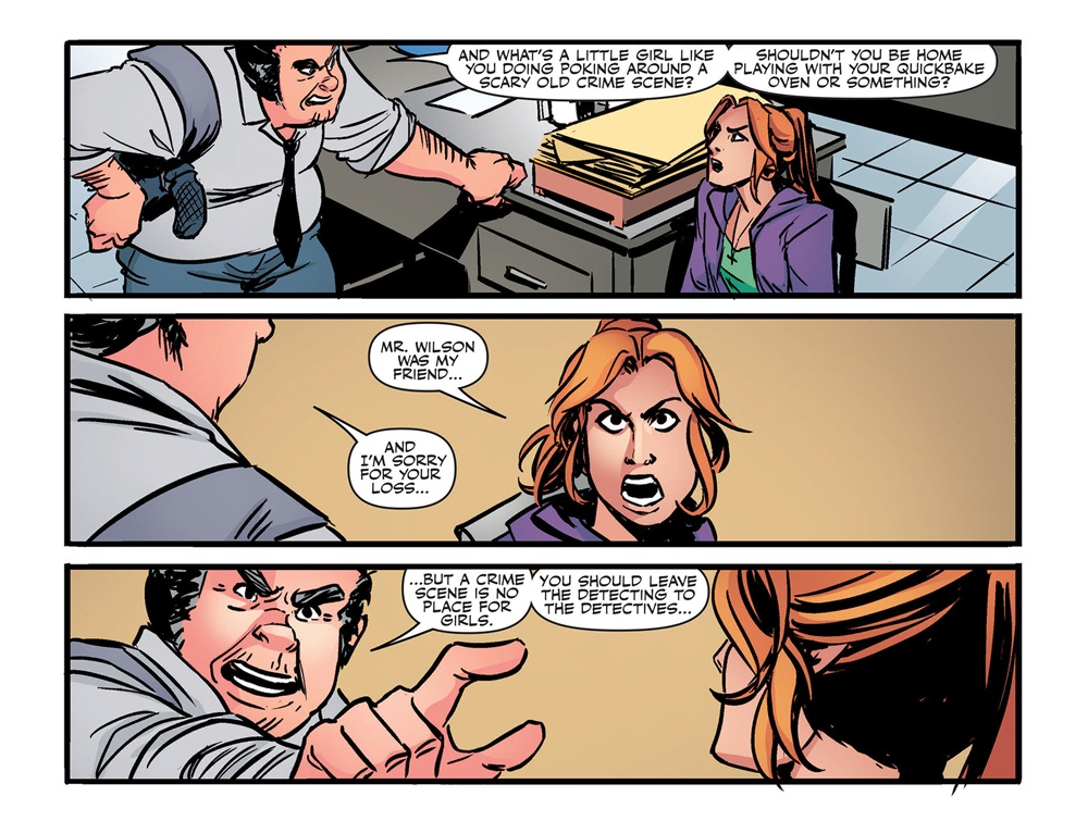 The X-Files – Origins 002 Chapter 04 (2016) | Vietcomic.net reading comics online for free