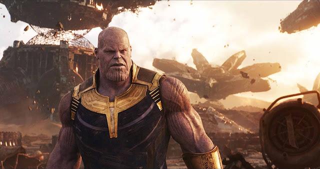 فيلم Infinity War في المرتبة الخامسة كأكثر فيلم تحقيقا للإيرادات في العالم وعائداته تتجه نحو الملياري دولار
