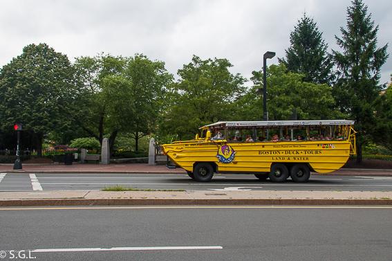 Boston Duck. 10 cosas que ver en Boston