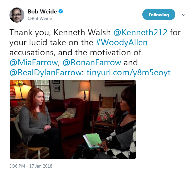 Robert B Weide: Kenneth In The (212): Remains Of The Day (01/17