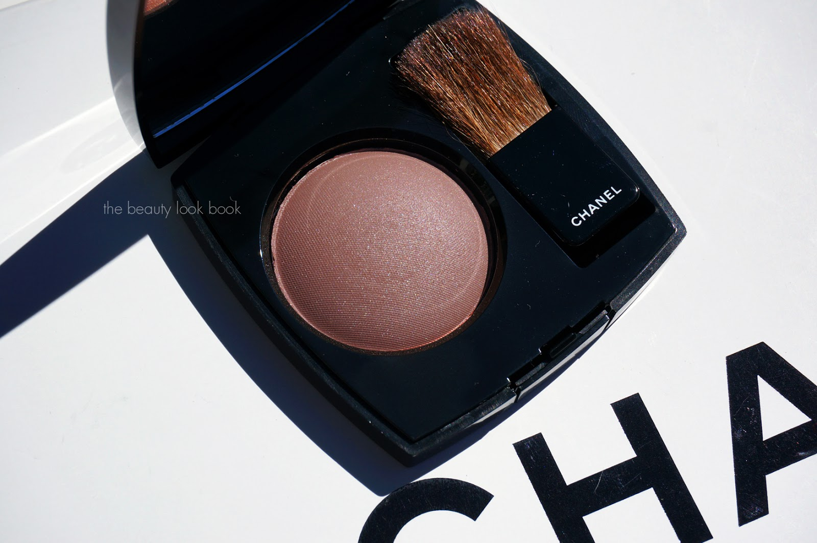 Accent Review Blush Powder Chanel