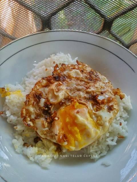 Nasi Telur Pontianak : telur, pontianak, Resep, Rahasia, Telur, Ceplok, Kecap, Pontianak, Modern.id
