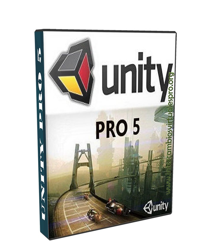Unity 3D Professional 5.6.2 p2 poster box cover