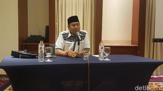 Ditanya Pilih Prabowo atau Jokowi, Kapitra : Tentu Saja Jokowi Karena Beliau Lebih Jelas