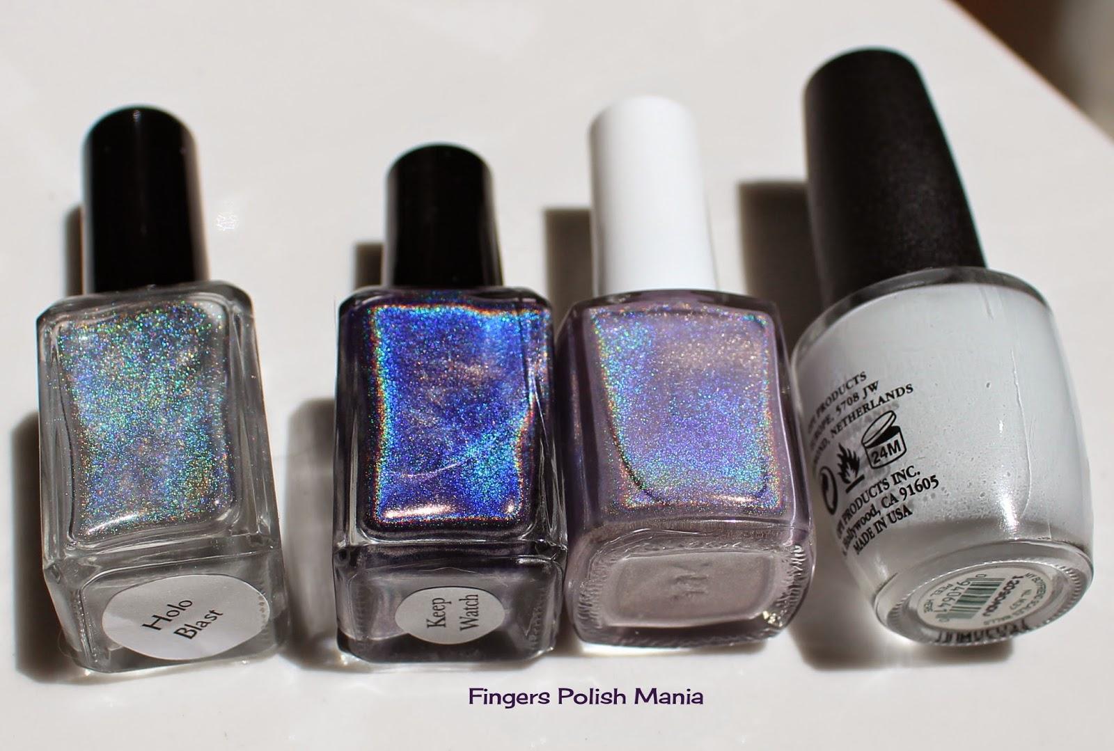 EP - Keep Watch   Cute nails, Polish, Nails  Enchanted Polish Keep Watch