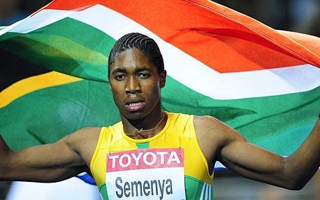 Is Caster Semenya Transgender? - Empire BBK